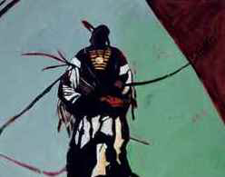 Fritz Scholder - Dream Indian - Peter Held Art Appraisals & Associates, LLC